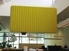 BuzziLoose 3D geluidsabsorberend hangend paneel