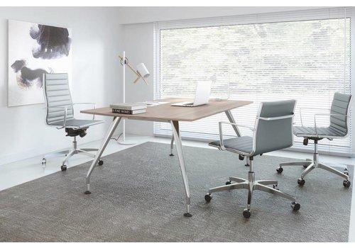 BNO Torino bureau - vergadertafel