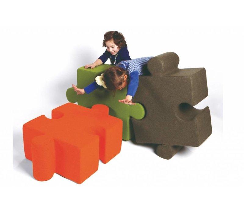 BuzziPuzzle pouf