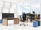 Motion assis debout bureau réglable