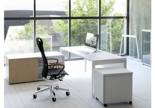 Ongekend Design bureaus | Individuele bureaus | Brand New Office - Brand AQ-59