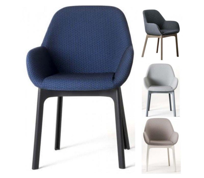 Clap stoel