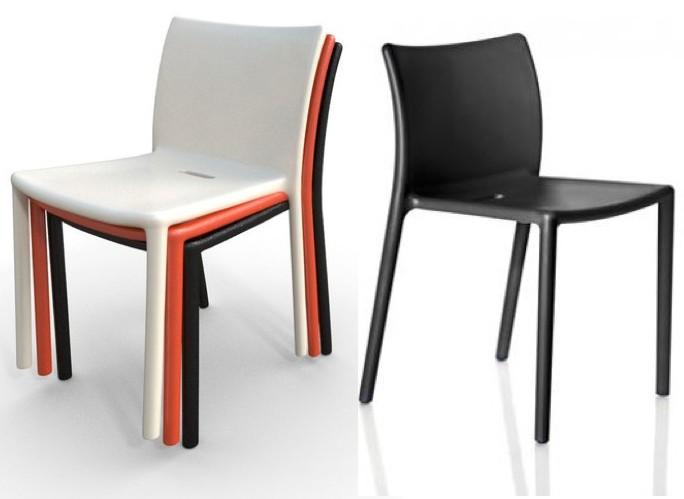 Design Stoel Klassieker : Achat chaise design en plastique brand new office