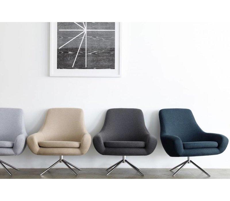 Sensational Softline Noomi Lounge Stoel Pdpeps Interior Chair Design Pdpepsorg