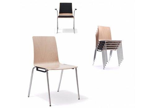 Giroflex 151 bezoekersstoel
