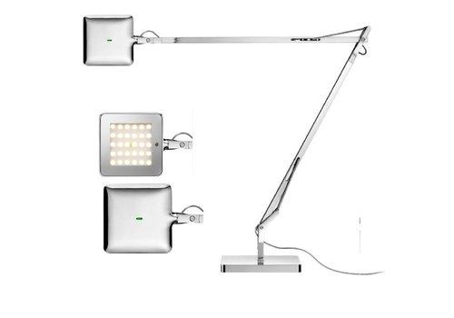 FLOS Kelvin Led lampe de bureau chromé