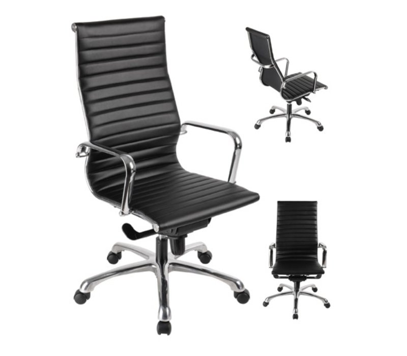 Torno fauteuil de direction en cuir(skai)