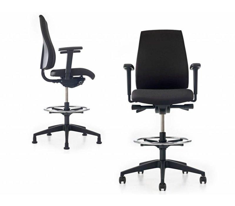 Se7en hoge bureaustoel
