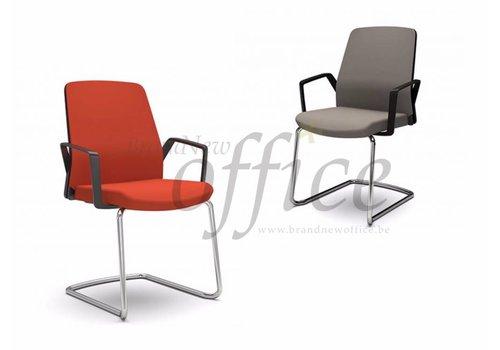 Interstuhl BuddyIS3 stapelbare stoel