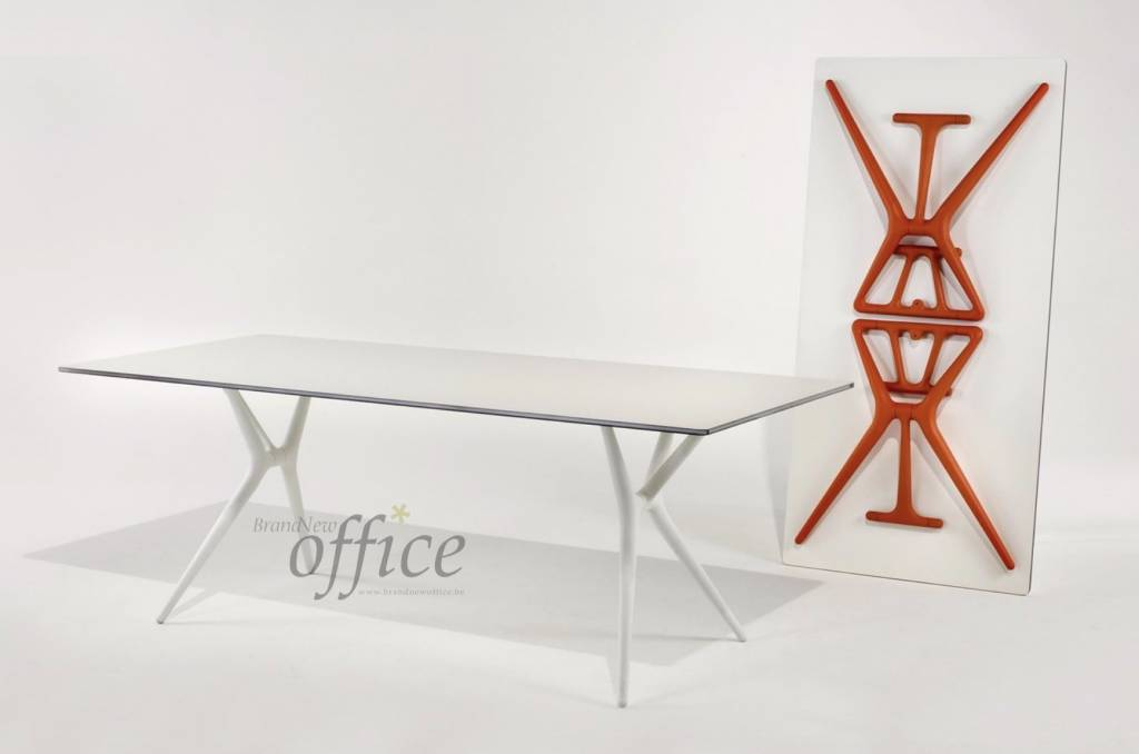 Spoon Table Tafel Opplooibaar Brand New Office