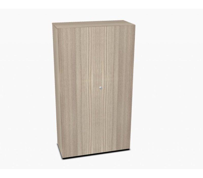 Mito armoire avec portes en bois