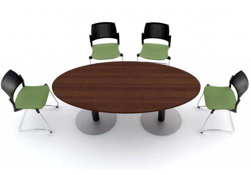 Mdd ST-Meeting ovale tafel