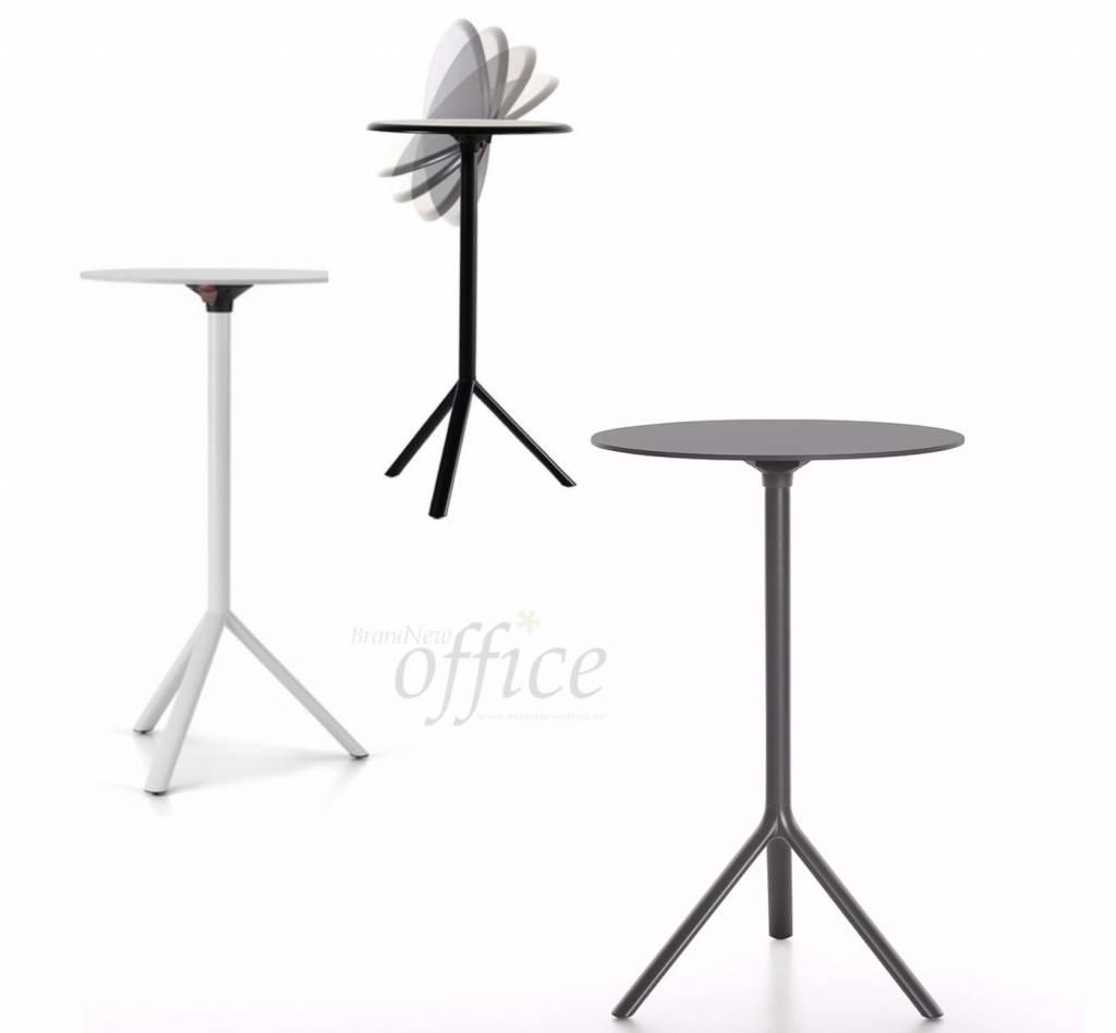 Miura Table Haute Pliante Hpl Brand New Office