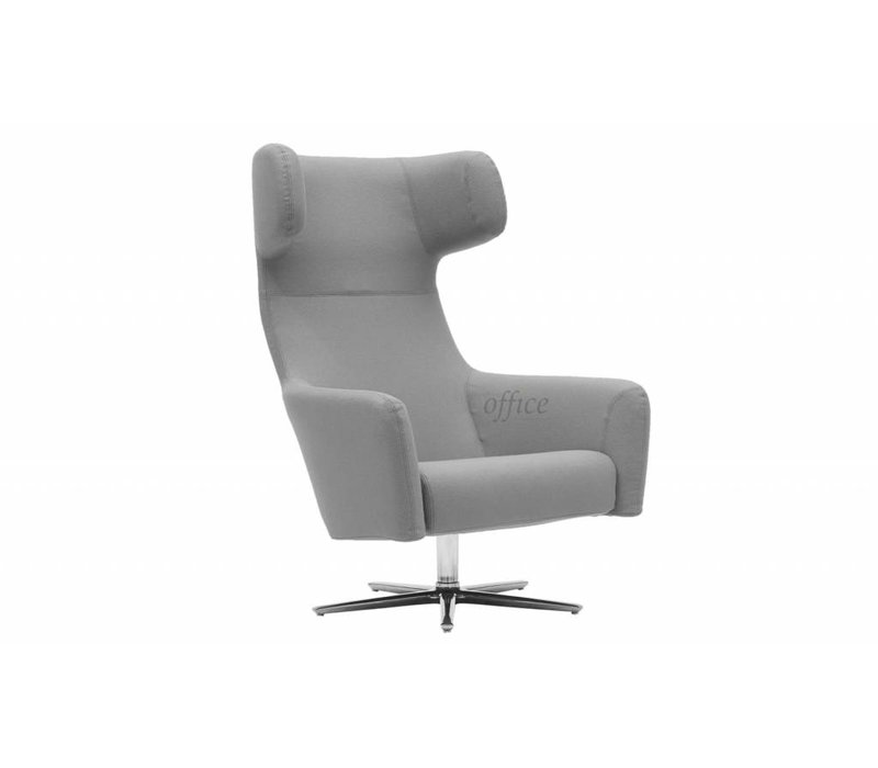 Havana Swivel Wing Chair