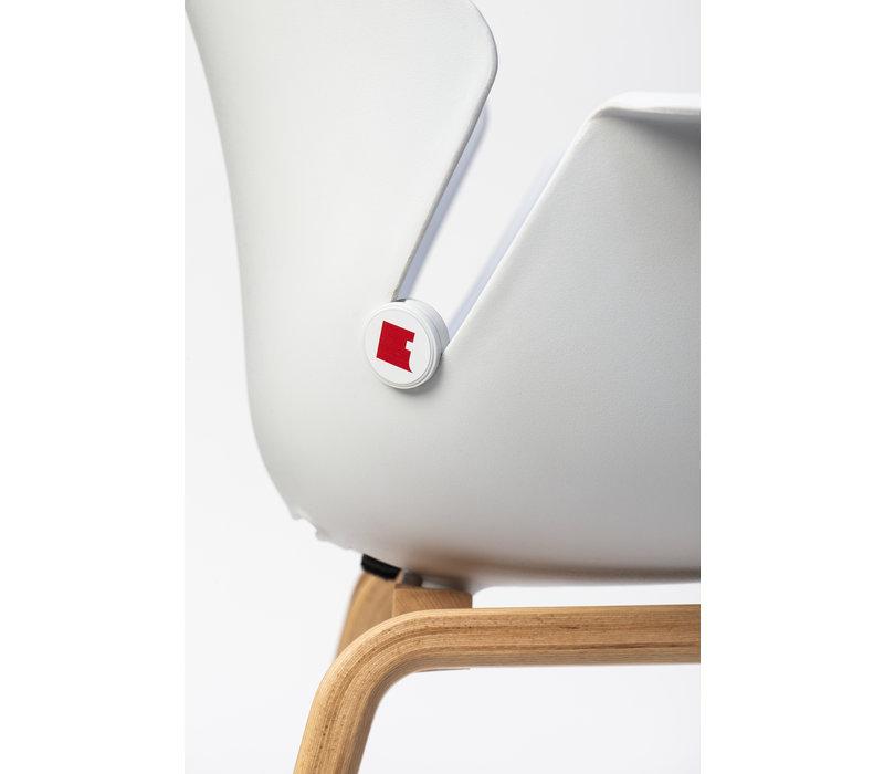 Tooon Chair Wood chaise