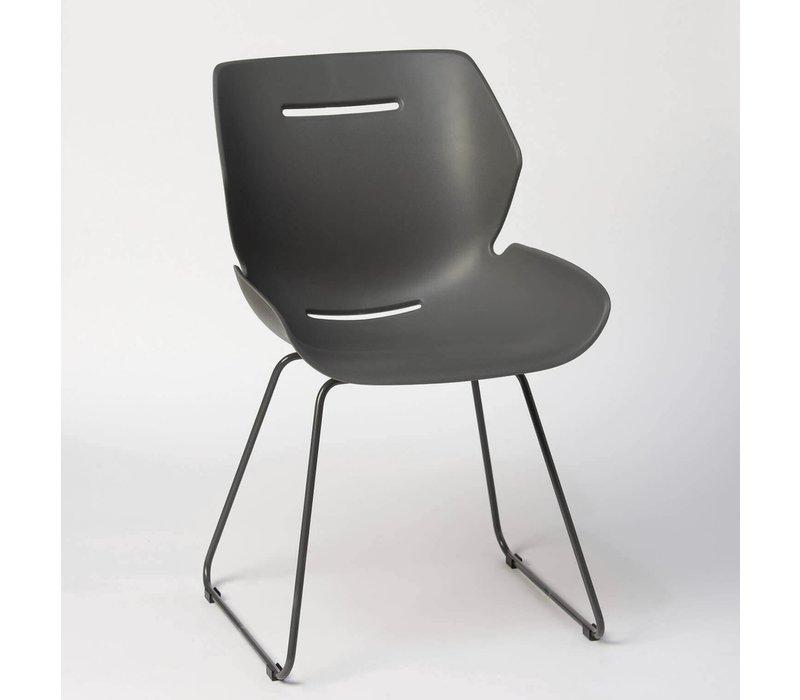 Tooon Chair Sled chaise
