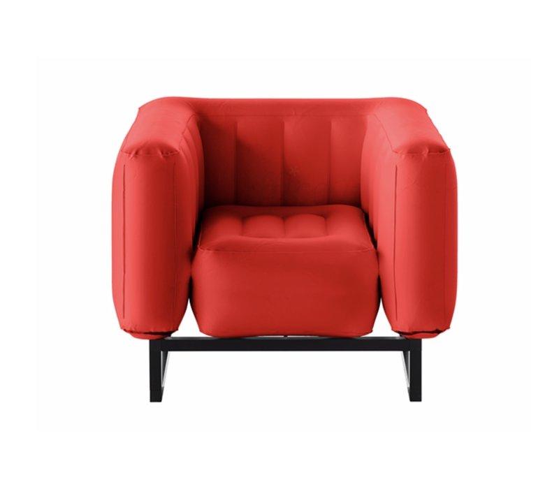 Yomi fauteuil alu