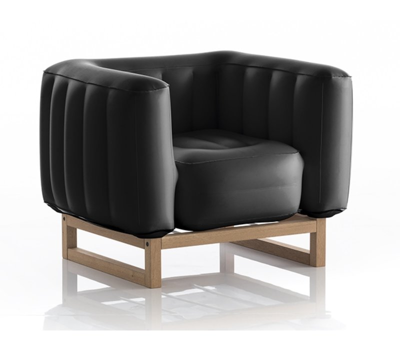 Yomi fauteuil wood