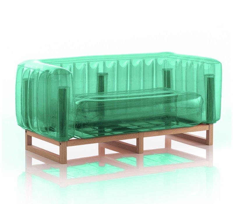 Yomi sofa wood