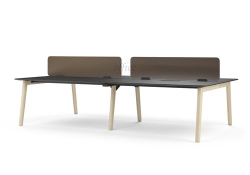 Narbutas Nova wood bench