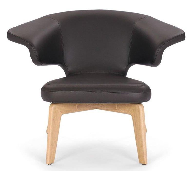 Munich Lounge chair, fauteuil