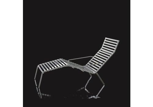 Magis Striped chaise longue