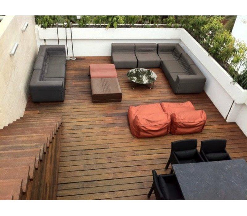Loft zit-elementen outdoor