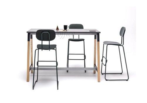 Mdd Ogi Wood  tables hautes