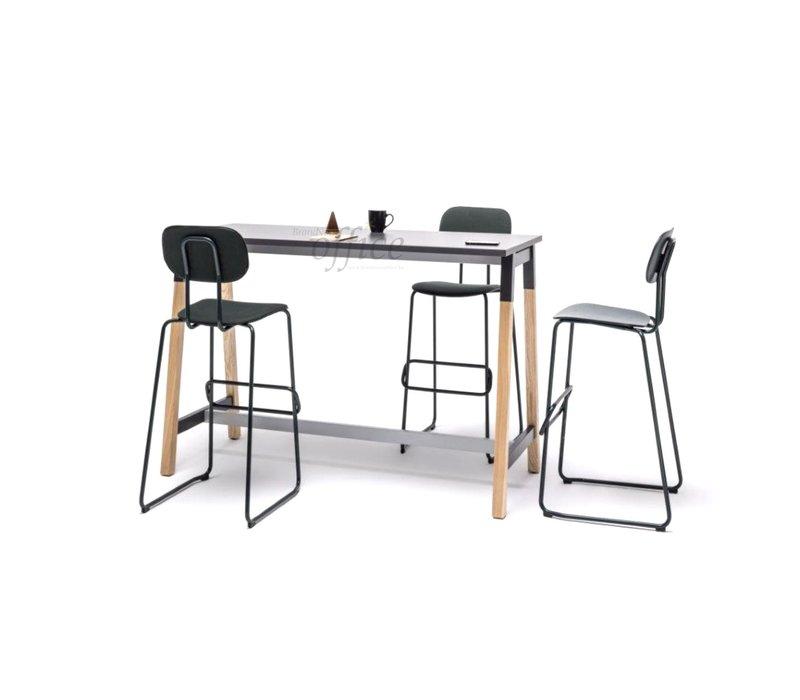 Ogi Wood  tables hautes