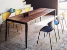 Jupiter table extensible en bois