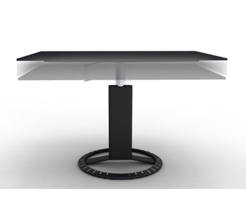 360° tafel - bureautafel verstelbaar