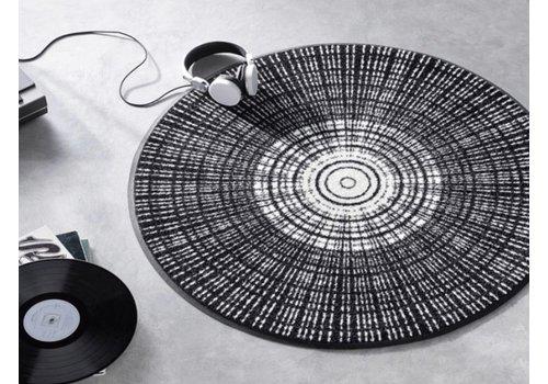 Kleentex Cascara tapijt rond