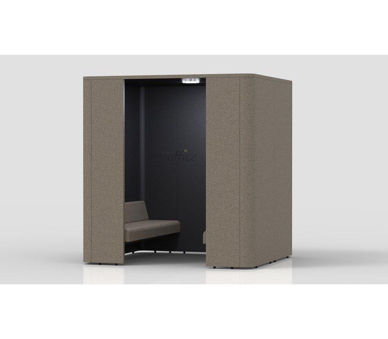 Akoestische werkplek - The Box
