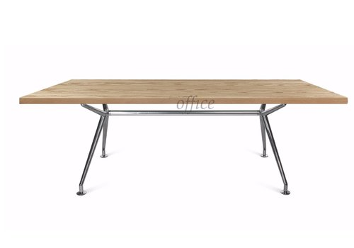 Wagner W-table in massief eik
