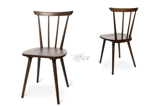 Wagner W-1960 Holz stoelen