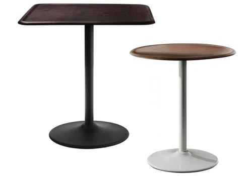 Magis Pipe tafel rond en rechthoekig