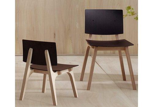 Ondarreta Mikado chaise en bois