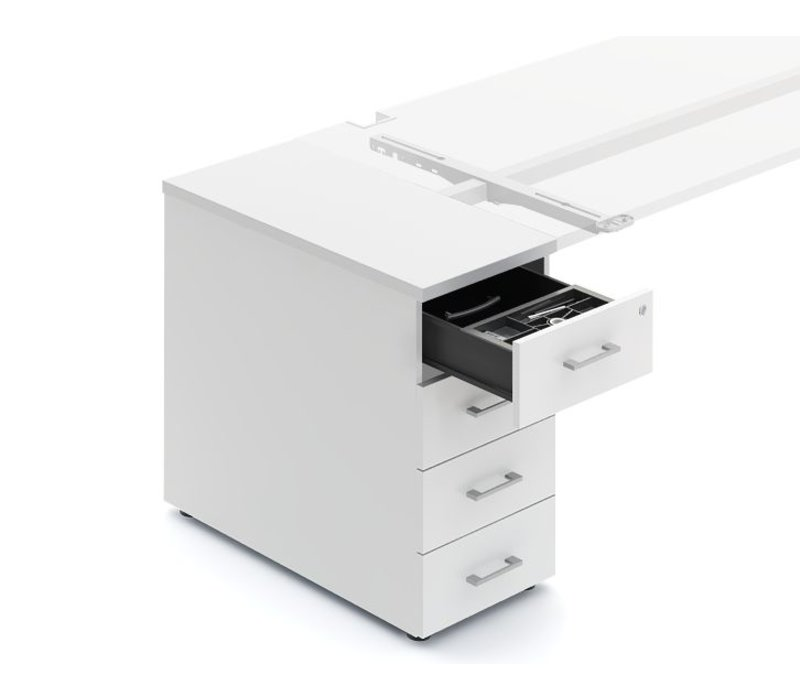 Yan Z  bureau ergonomisch