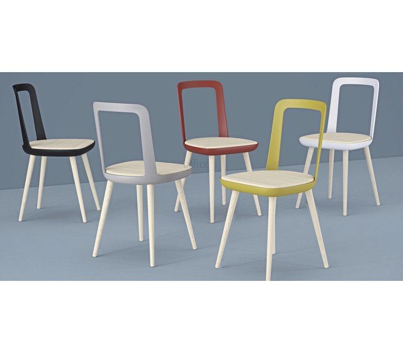 W 2020 chaise en bois massif