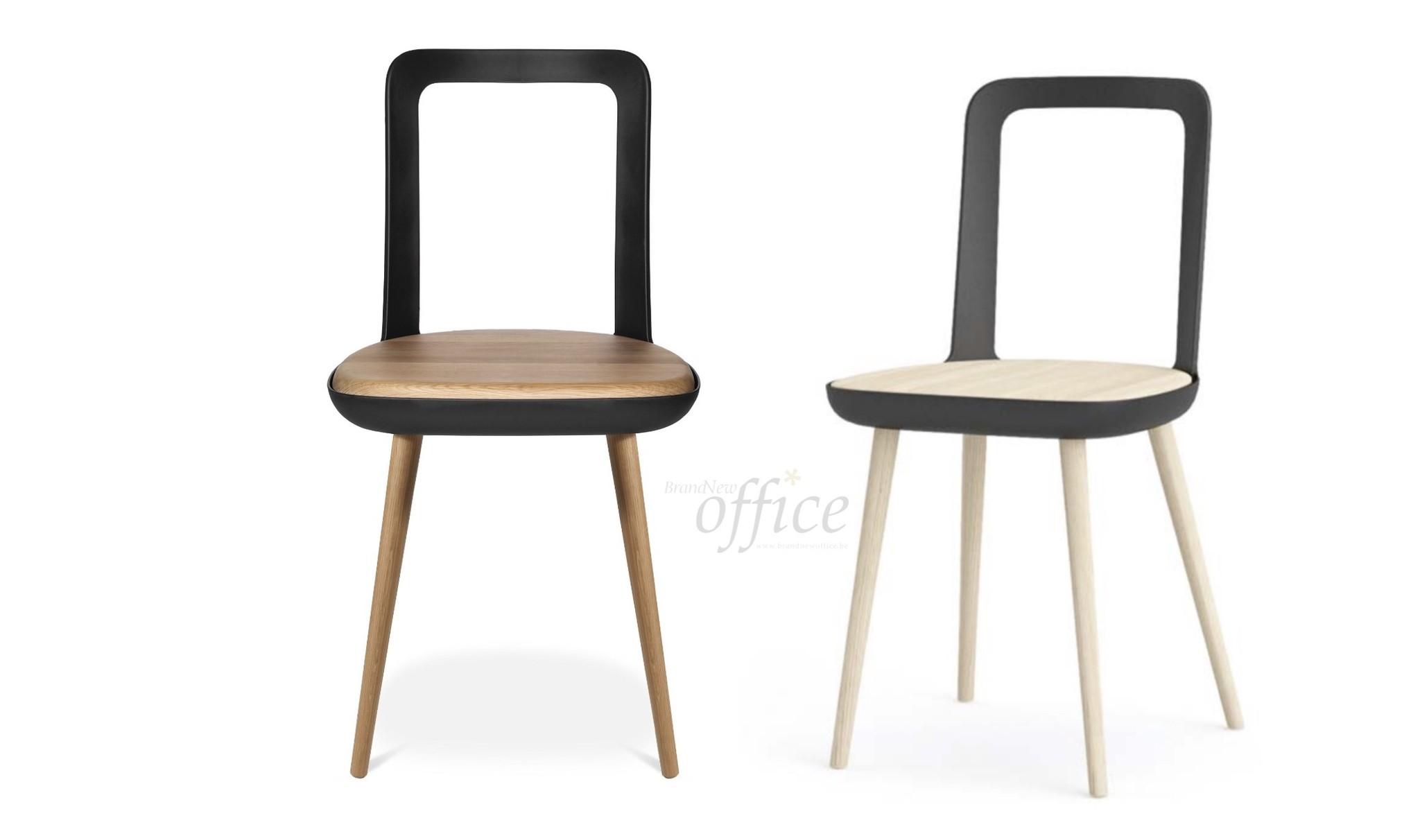 Design Houten Stoelen.Houten Stoelen Met Design Van Brand New Office Bvba Brand New Office