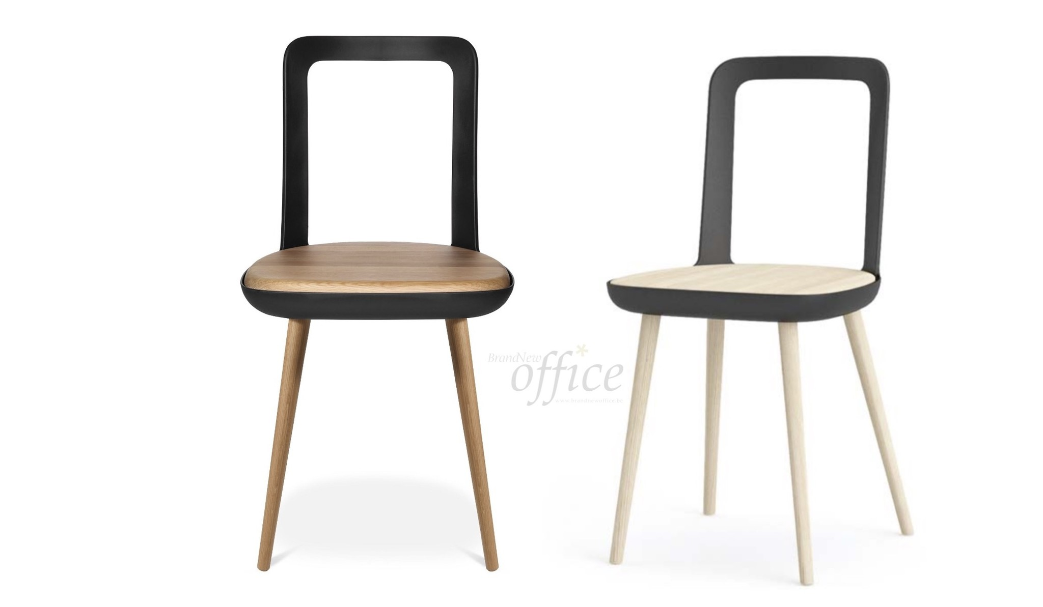Houten Design Fauteuil.Wagner W 2020 Massief Houten Stoel Brand New Office
