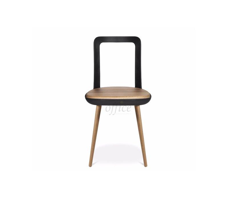 W 2020 Massief houten stoel