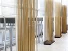 Sticks diviseur d'espace droit