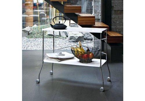 Kartell-designstoelen Flip chariot pliant