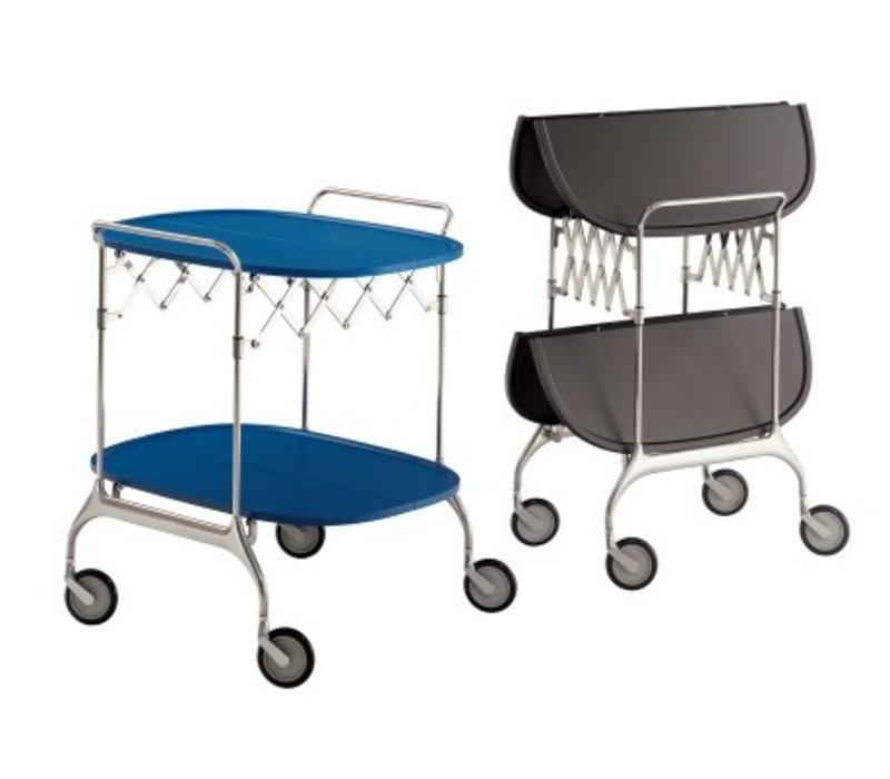 Gastone opvouwbare trolley