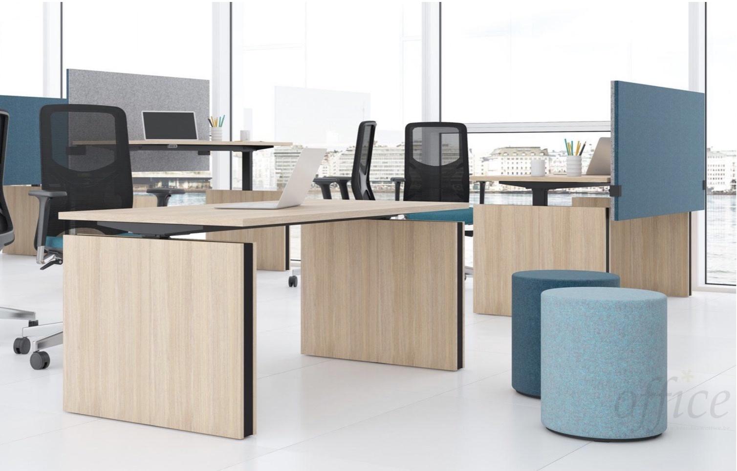 Motion Zit Sta Bureau Elektrisch Brand New Office
