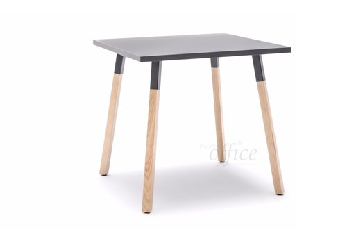 Mdd Ogi Wood vierkante tafel