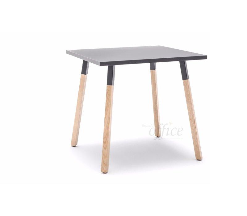 Ogi Wood vierkante tafel