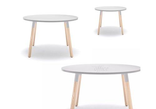 Mdd Ogi Wood Table ronde