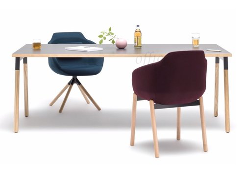 Mdd Ogi Wood houten tafel